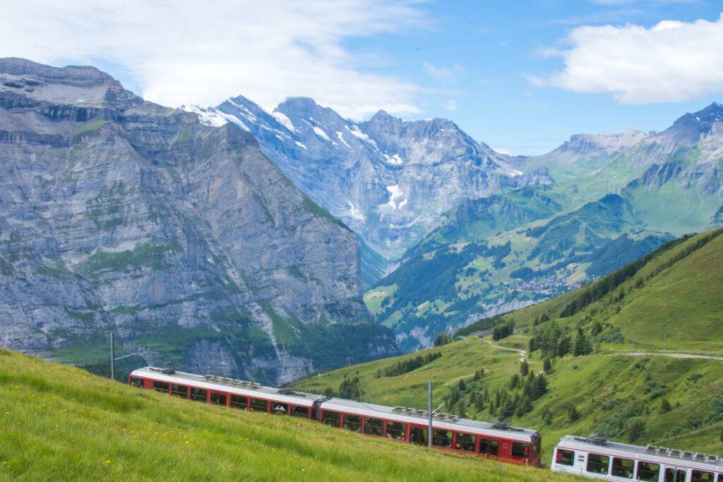 traveling Switzerland