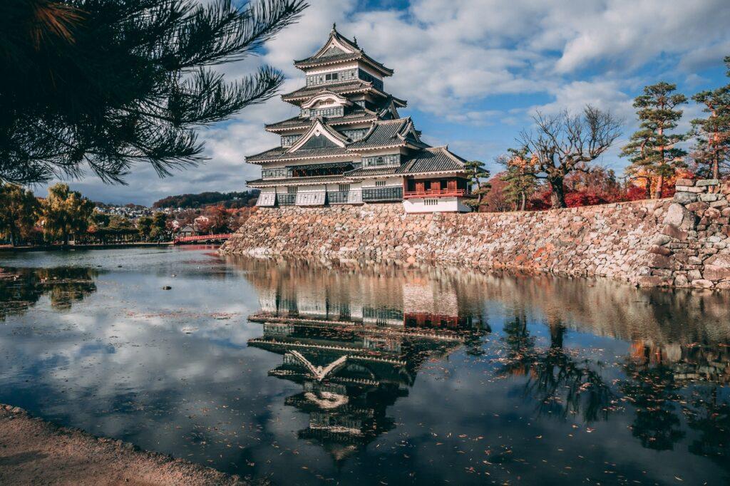 matsumoto castle park